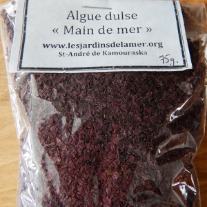 algue dulse en flocons en sac