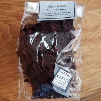 Algue dulse séchée en sac